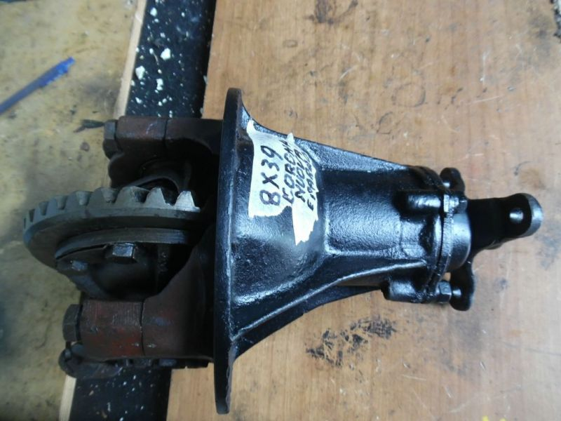 DIFFERENTIAL GROUP 8X39 FIAT1100 BALILLA